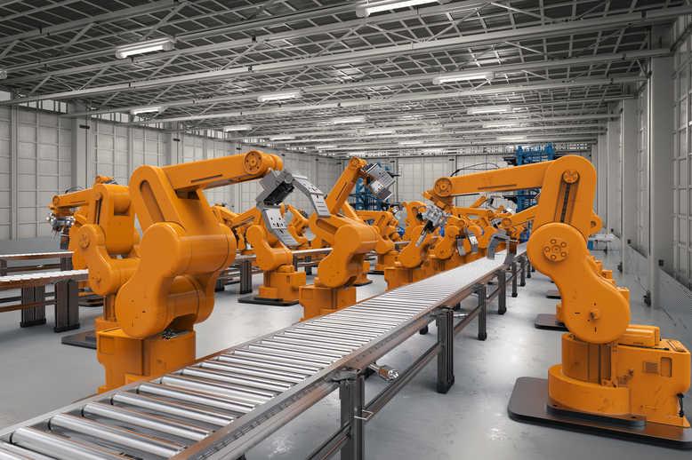 Tự động hóa công nghiệp